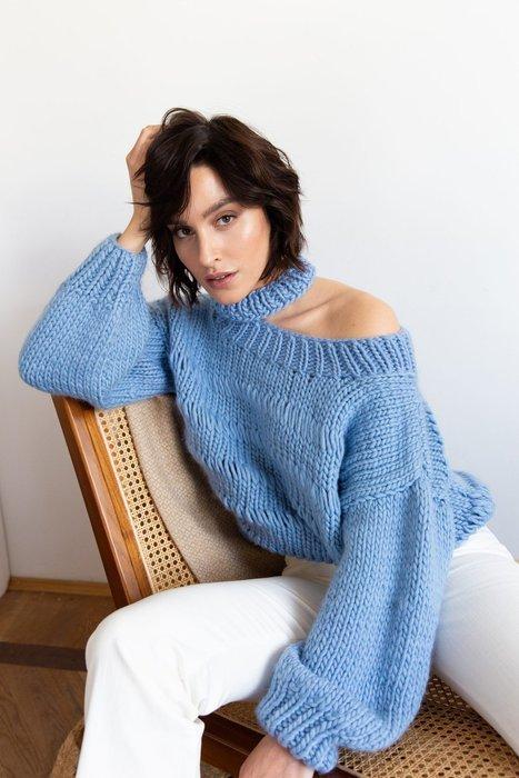 Sweater ALBA blue